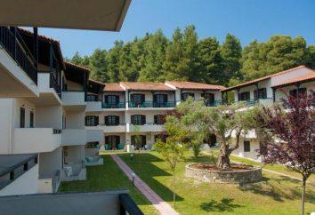 Bellagio Hotel 3 (Grecia) – fotos, precios, y las revisiones de los turistas procedentes de Rusia