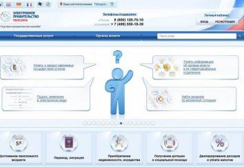 """Jak zarejestrować się na """"usługi publiczne""""? Witryna """"usługi publiczne"""": instrukcja Rejestracja"""