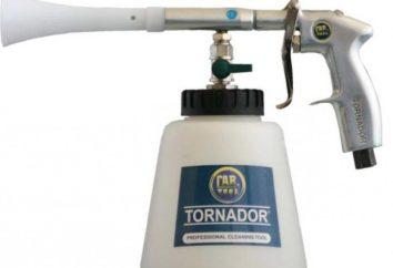 """Appareil pour le nettoyage """"Tornador"""" (Tornador): description, spécifications, commentaires"""