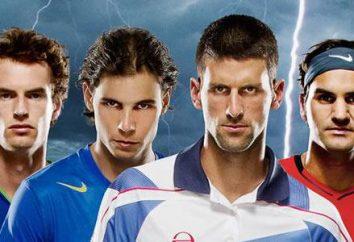 Ranking ATP nel tennis: il conteggio, l'attuale stato di