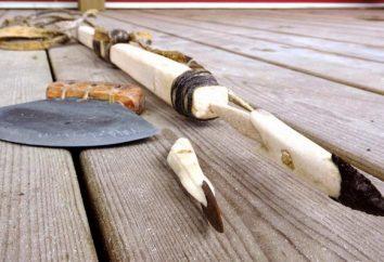 Harpoon – cette arme de chasse ancienne. La construction d'un harpon et son évolution