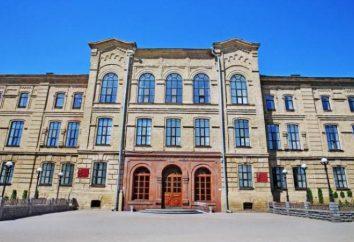 Stawropol rolna University: wydziały, specjalności, komisja selekcyjna
