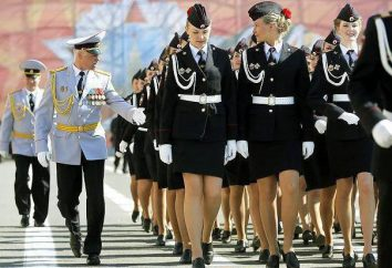 clases Cadet: características, estructura, normas de admisión, formación
