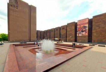 Biblioteca Pública de Rostov-on-Don: Exposição, endereço, horário de funcionamento