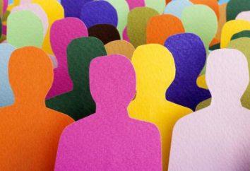 En tant que personne se comporte dans un groupe? communication humaine dans un groupe