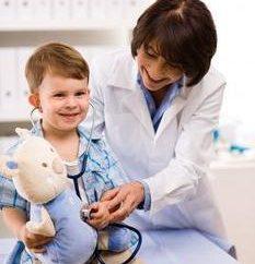 Aumento dei linfociti nel sangue del bambino