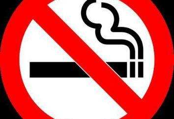 Lei número 15 sobre a proibição de fumar com as alterações e comentários