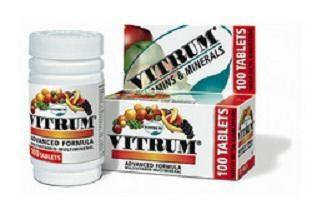 Le choix des vitamines. « Vitrum » Complex: avis des consommateurs, la composition, les caractéristiques et la dose requise