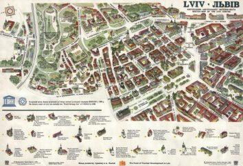 La historia de la ciudad. Lviv: la historia de la creación y el nombre de la ciudad