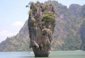 James Bond Island (Koh Tapu) – uno dei più brillanti attrazioni di Thailandia