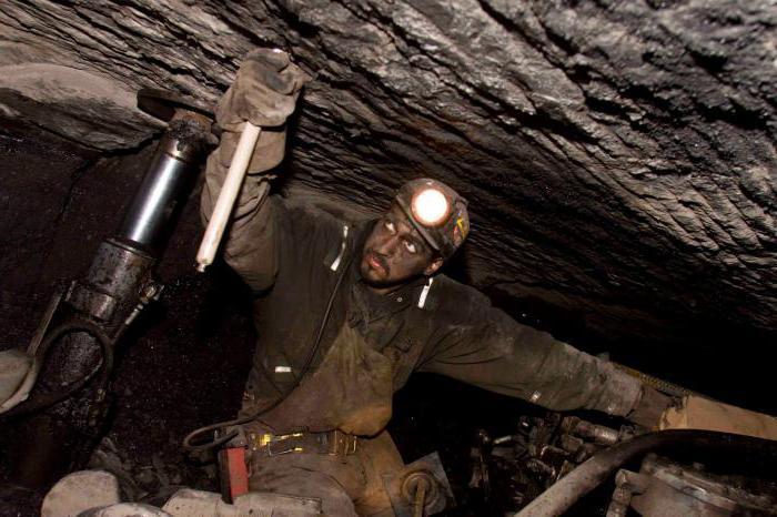 minenarbeiter oder geologe