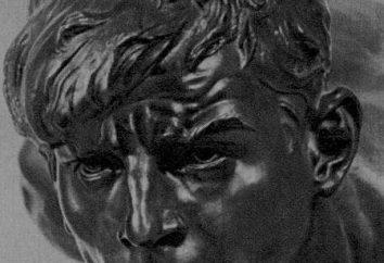 """Cobblestone – Waffe des Proletariats"" – Skulptur Shadr"