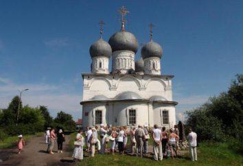 attractions Belozersk: description, histoire et faits intéressants