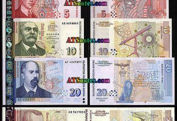 BGN: taxa em relação ao euro eo rublo. Lev búlgaro: onde comprar?