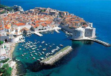 Croatie – stations. Croatie – vacances. mer Resorts Croatie