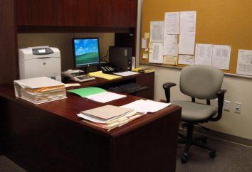 température admissible dans le bureau en été et en hiver