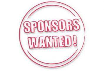 Chi è lo sponsor? Come trovare gli sponsor?
