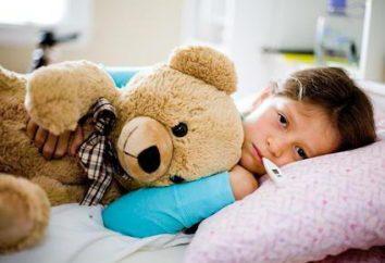 Rhumes sont un enfant (2 ans) que pour traiter et comment le faire