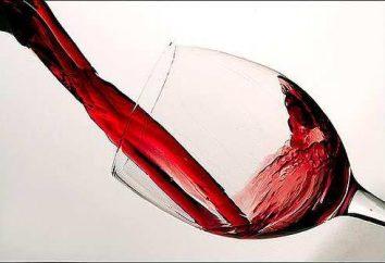 Gläser Rotwein – ihr Wissen
