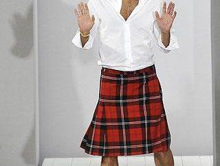 ¿Cómo se llama una falda escocesa. ¿Cuál es la diferencia entre la falda femenina y masculina en Escocia