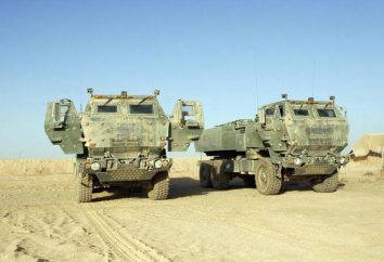 HIMARS – Mehrfachraketenwerfersystem (High Mobility Artillery Rocket-System): Features