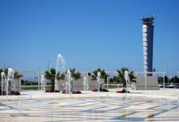 """Airport """"Enfidha"""": serviço de porto de ar. Obtendo para os resorts da Tunísia"""