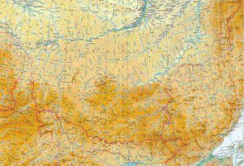 Aldan Plateau: description, caractéristiques, photos