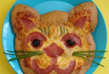 Pyszna pizza dla dziecka – krok po kroku receptur