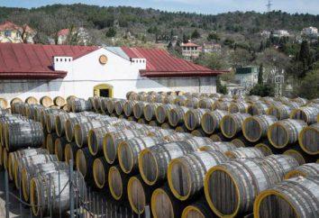 Krym, winnice: najlepsze i sławny