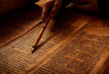 L'Ancien Testament et le Nouveau Testament: l'histoire de la formation, le contenu, similitudes et les différences