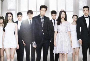"""Południowokoreański dramat """"Spadkobiercy"""": aktorzy i role, historia"""
