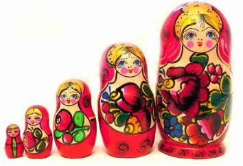 ¿Cuál es el recuerdo más típico de Rusia?