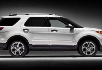 Ford Explorer 2011 – nowy na zewnątrz i wewnątrz