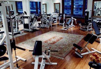 Les meilleurs clubs de fitness à Moscou: adresses et critiques