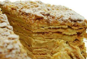 La ricetta della torta Mikado. Ricetta armena di cottura