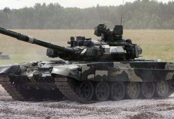 Confronto di carri armati russi e degli Stati Uniti. Cosa carri armati in armi russe Uniti e