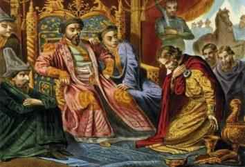Il rovesciamento del giogo tartaro: il corso degli eventi, storia, curiosità