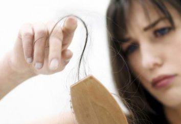 Como parar a perda de cabelo em remédios mulheres populares?