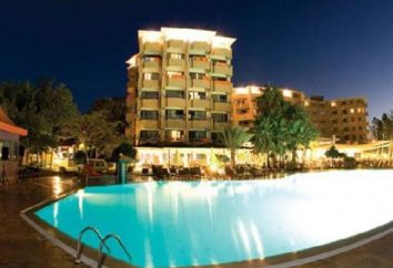 """""""Aventura Park Hotel"""" a Turquia – um fantástico férias, vistas inesquecíveis"""