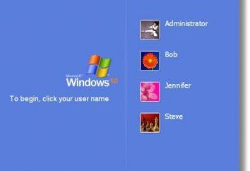 Konto użytkownika w systemie Windows. Kontrola konta użytkownika w systemie Windows 7