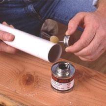 Cemento para PVC: Las especificaciones y Alcance