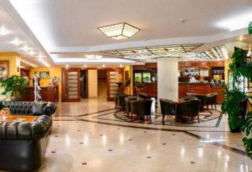"""Hotel """"Valentina"""", Anapa: descripciones y comentarios"""