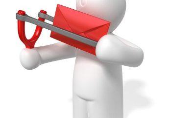 Wie man ein Foto per E-Mail, Briefe und Dokumente senden