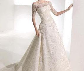 Abiti da sposa con maniche lunghe – rivivere classico