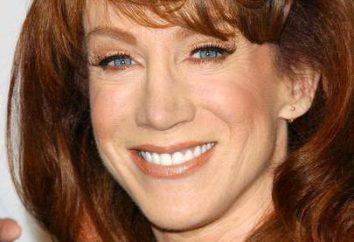 Kilka faktów na temat amerykańskiej aktorki Kathy Griffin