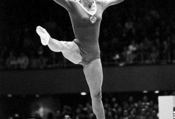 Gymnaste Latynina Larisa Semenovna: biographie, réalisations et faits intéressants