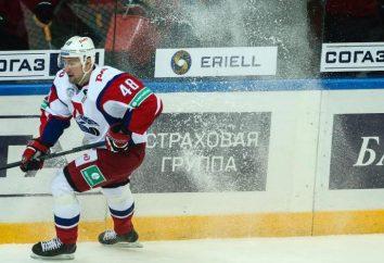 Hockey sobre Knight Igor Musatov: biografía y la vida personal