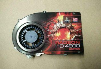 Radeon HD 4800: przegląd karty graficznej