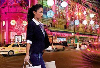 Shopping à Paris: informations utiles