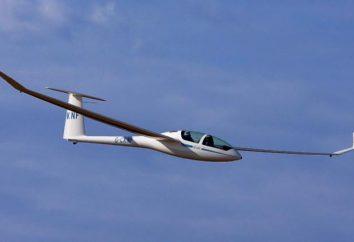 O que é Glider? Como fazer um planador com suas próprias mãos: desenhos, fotos